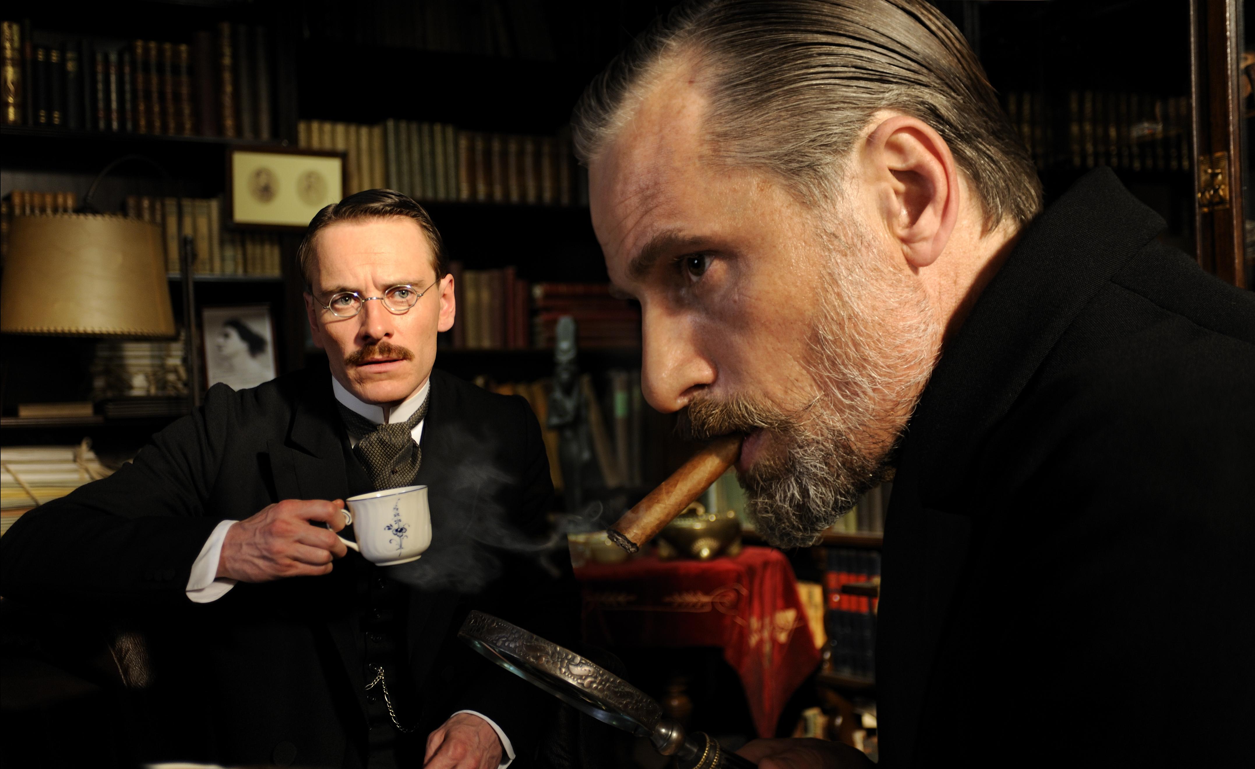 David Cronenberg Talks 'A Dangerous Method' - Flick Minute ... A Dangerous Method Freud
