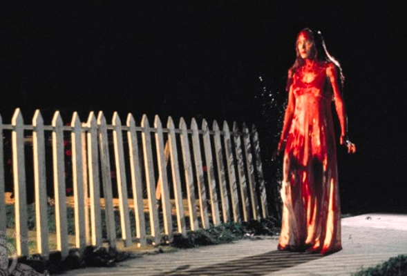 1976 Carrie _Masterpiece Brian DePalma Flick-Minute