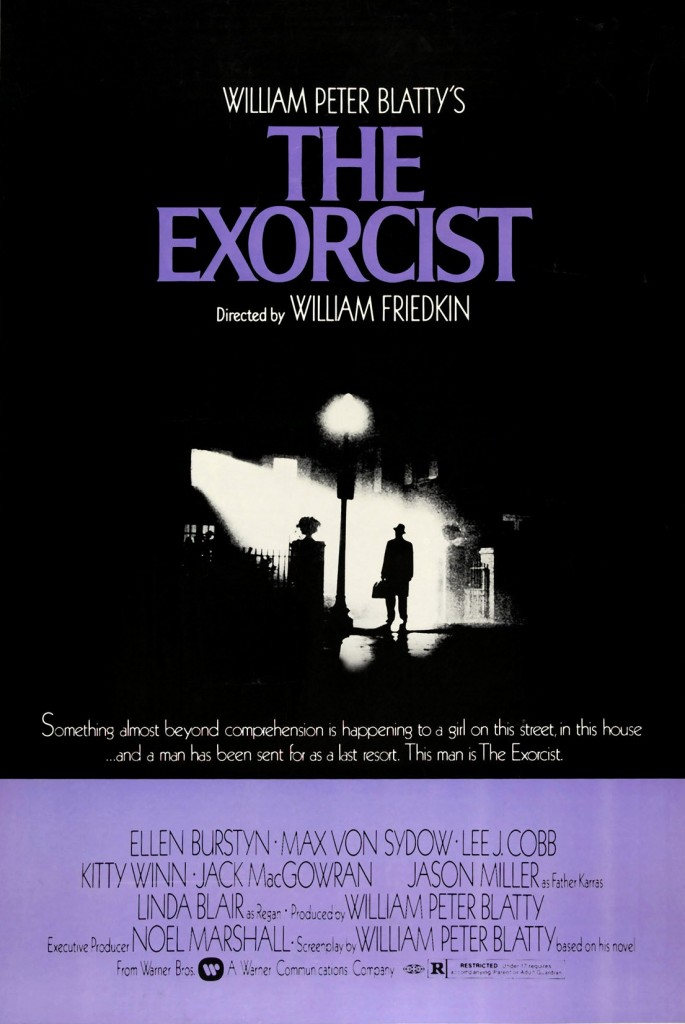 Exorcist Movie-Poster _1973-Classic