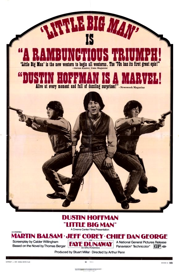 Little-Big-Man_ 1970 poster review