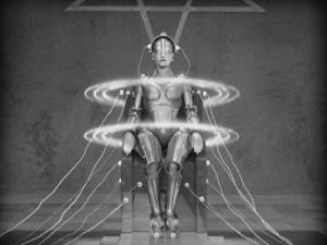 Metropolis 1927 Robot A.I.