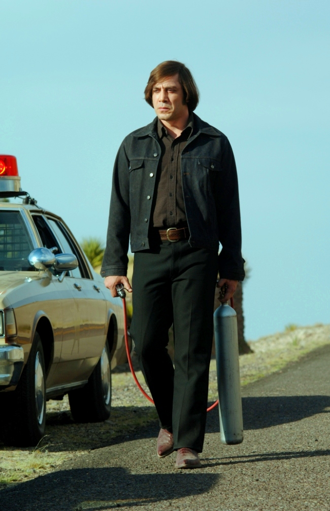 No Country for Old Men _Javier Bardem Anton Chigurh