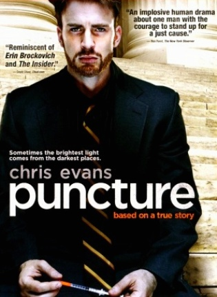 Puncture  poster chris evans Streaming Review:  Puncture (2011)