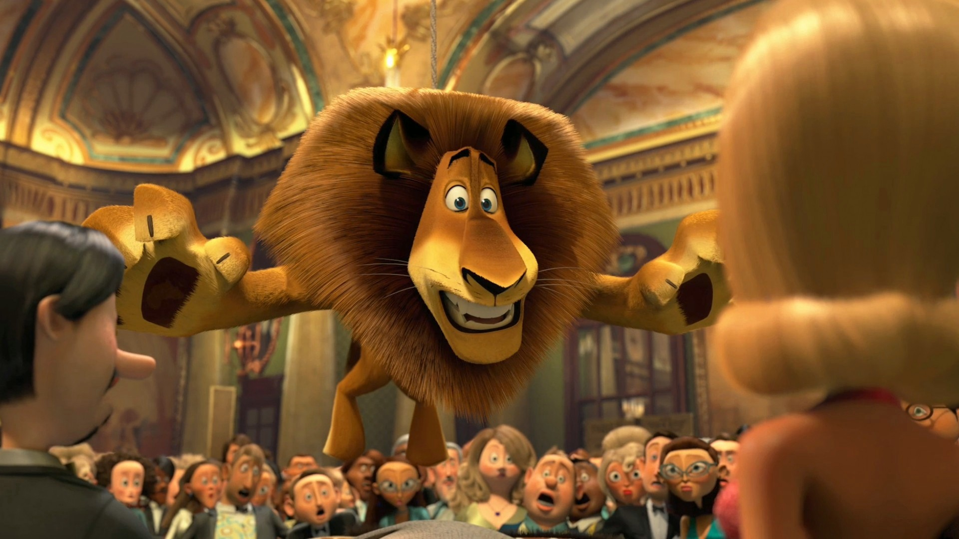 number 3 is the best in the series madagascar 3 europe s most wantedMadagascar Alex The Lion