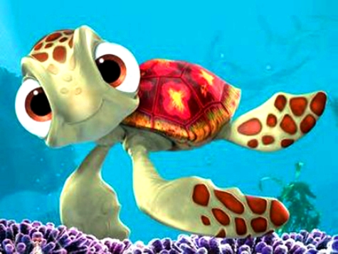 Displaying images for cute baby turtle tattoos - Gallery For Gt Sea Turtle Finding Nemo