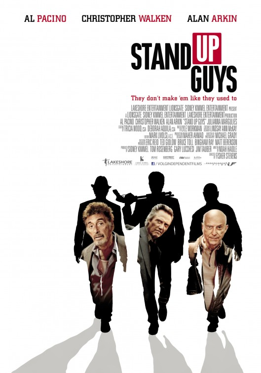 Stand Up Guys - Flick Minute Flick Minute