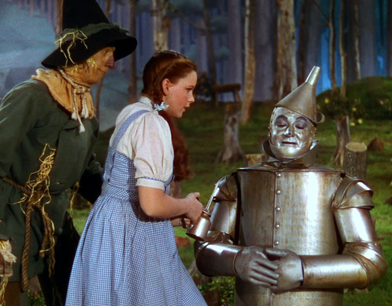 The Wizard of Oz' Masterpiece Revisited - Flick Minute Flick Minute