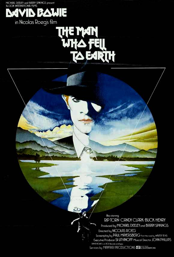 Man Who Fell to Earth Post-er _Flick-Minute