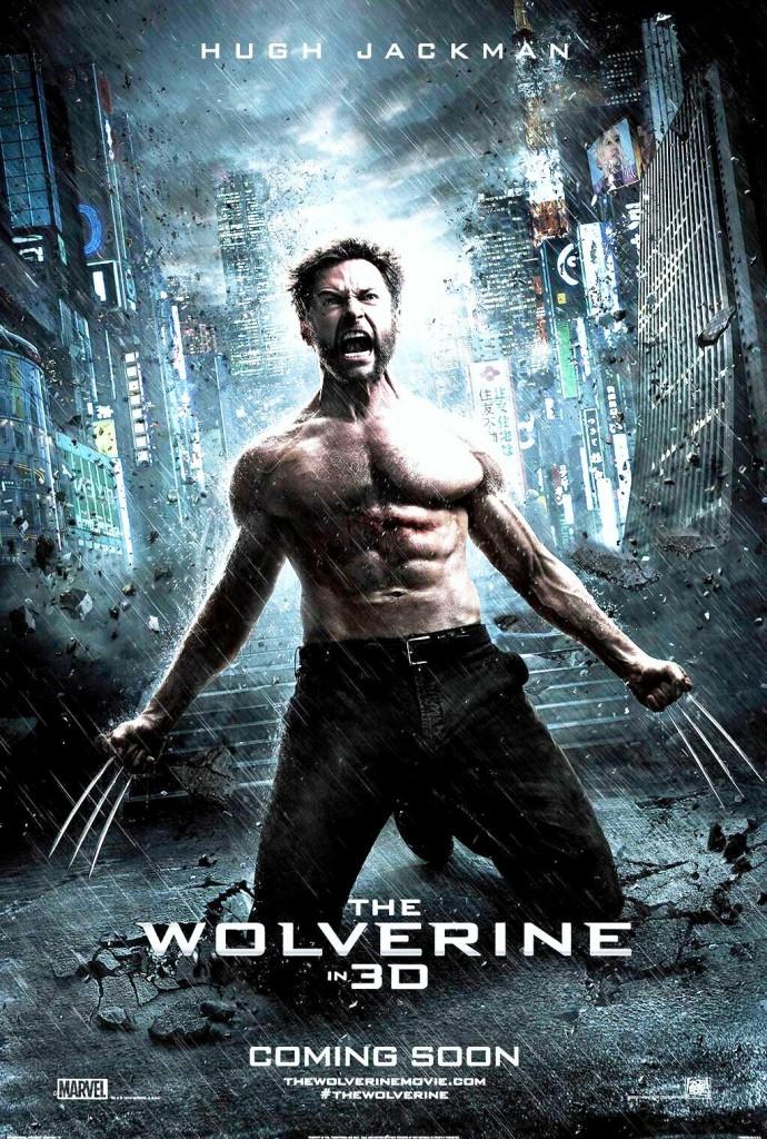 Wolverine Poster-Movie