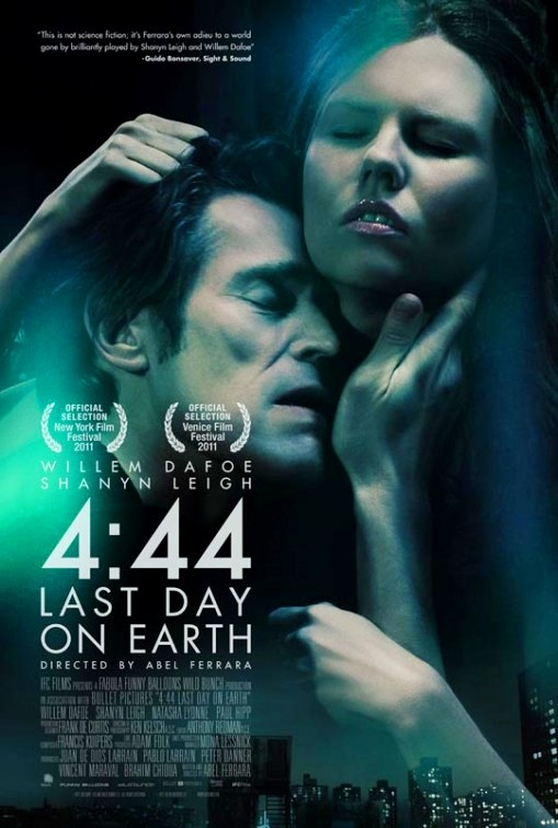 4.44 Last Day on Earth