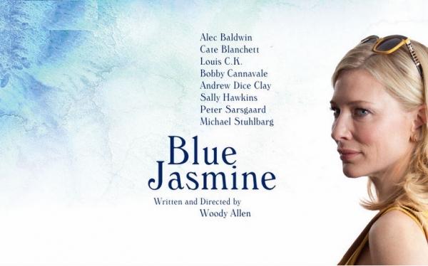 Blue Jasmine Poster Cate Blanchett
