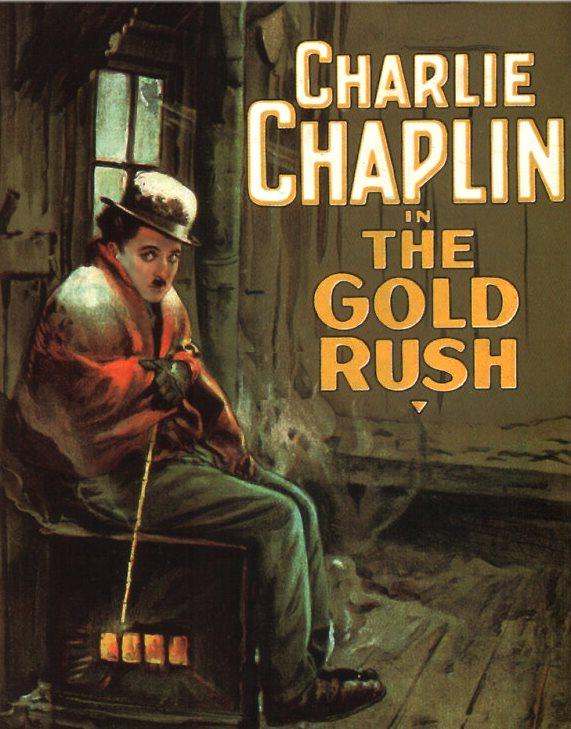 Gold Rush Charlie Chaplin _1925 Comedy
