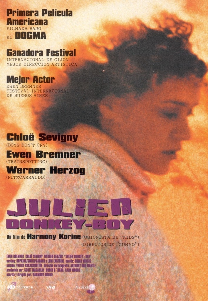 Julien donkey-boy- flickminute-poster