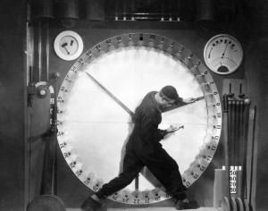Metropolis Freder _Fritz Lang-1927
