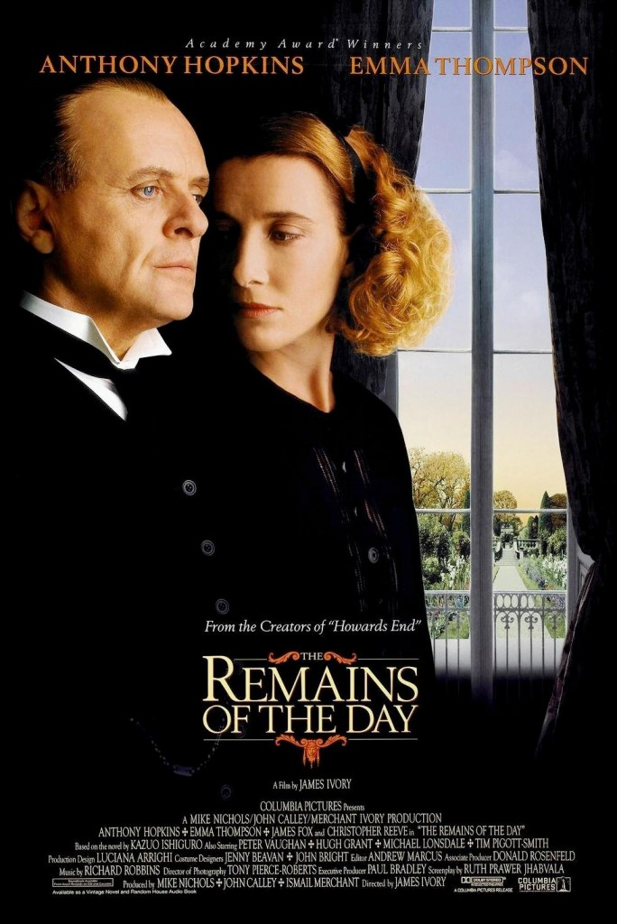Remains of the Day - 1993-Post