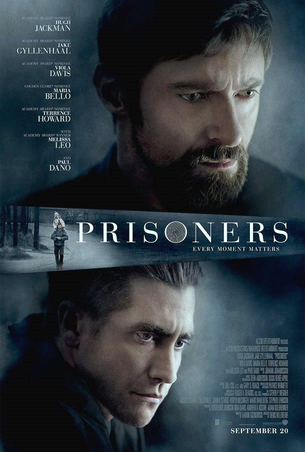 Prisoners Flick Poster