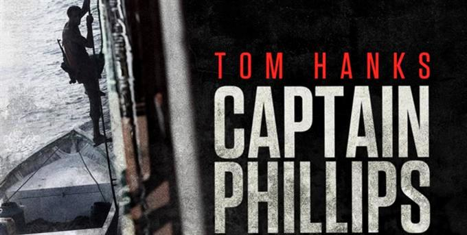 Captain Phillips American poster