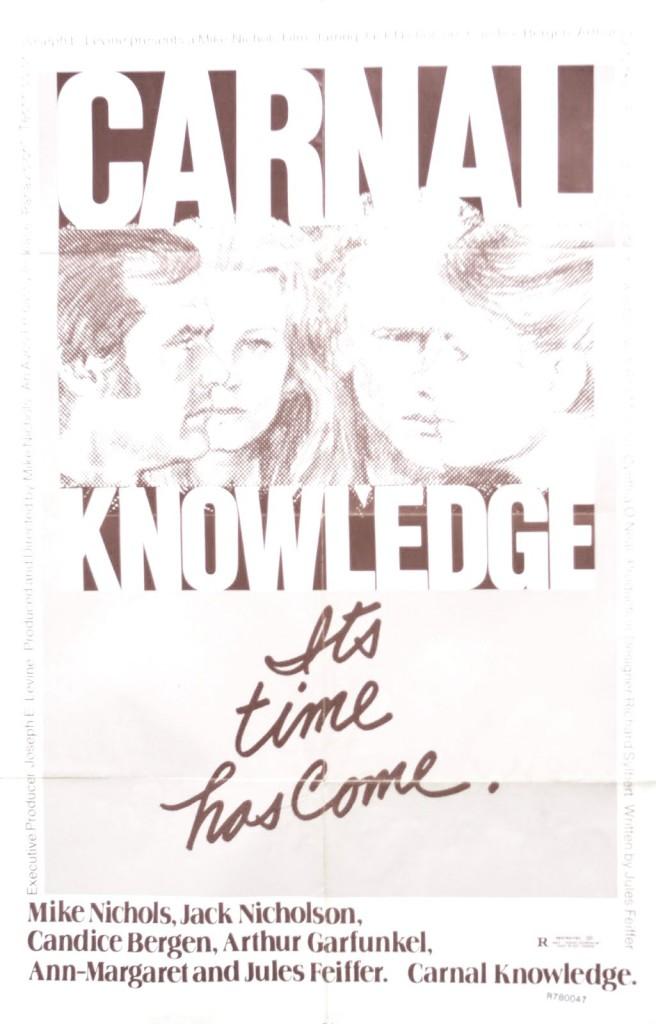 Carnal Knowledge _FlickMinute 1971