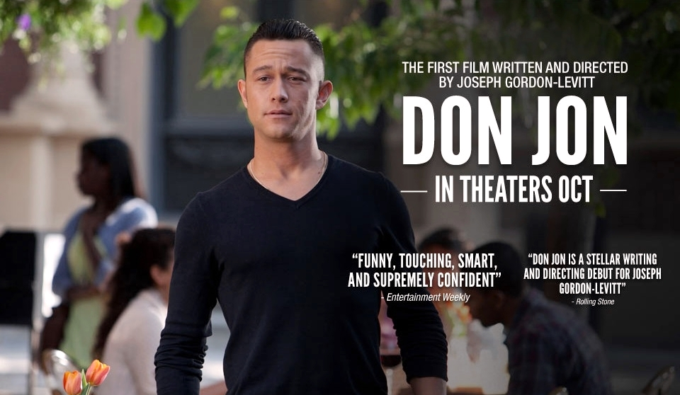 Don Jon _Promo Post