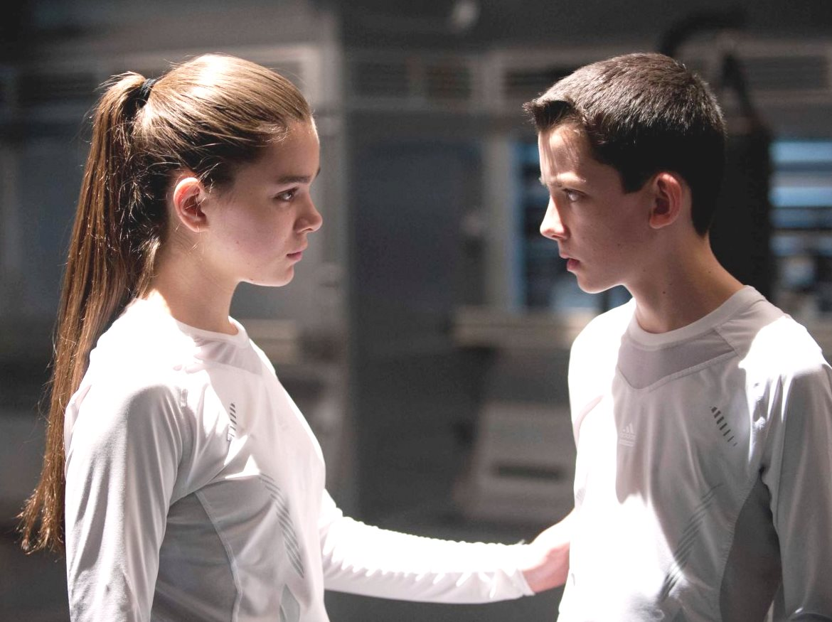 Young adult science fiction that challenges you to use your conscience.  Ender's Game is a war-games movie that enlists the young of the future to  conquer ...
