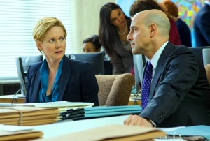Fifth Estate _Laura Linney _ Stanley Tucci