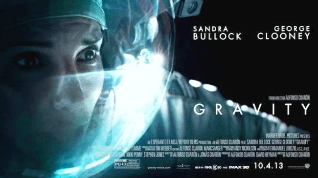 Gravity_ 2013 Poster
