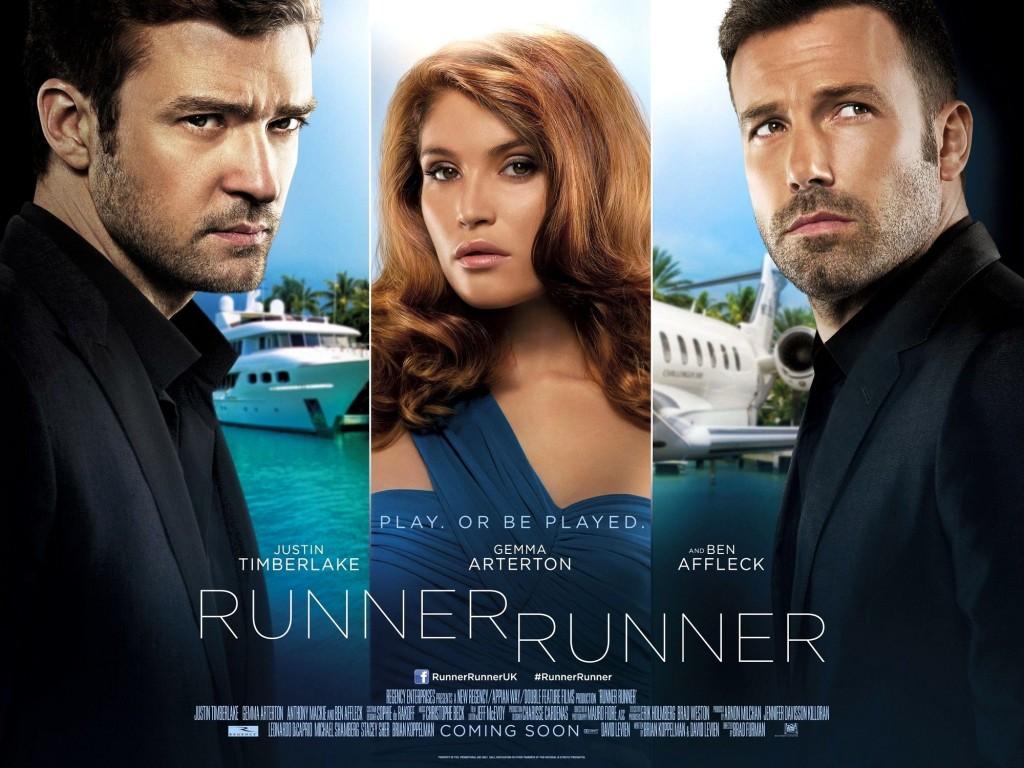 Runner-Runner _Promotional 2013 Flick