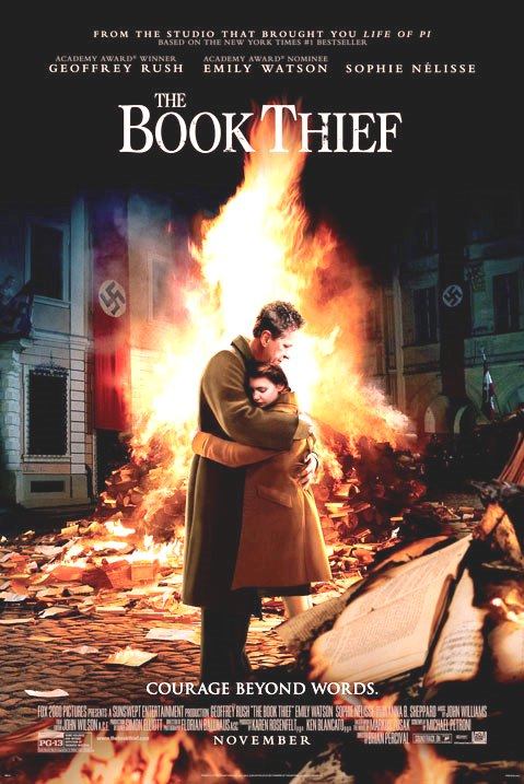 Book Thief _2013 WWII Post