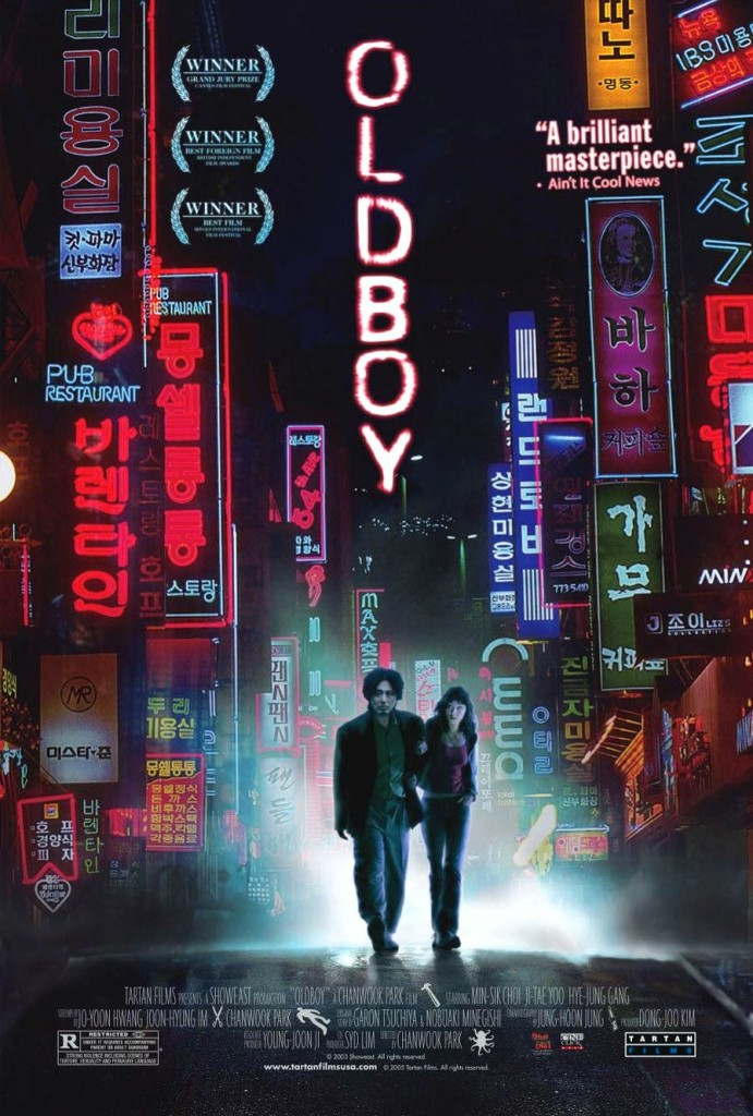 Oldboy_Movie Poster_Korean-Import
