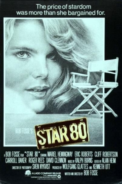 Star-80_1983 Poster Bob-Fosse