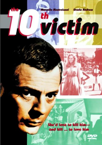 Tenth-Victim _Italy_1965- TV-murder-satire