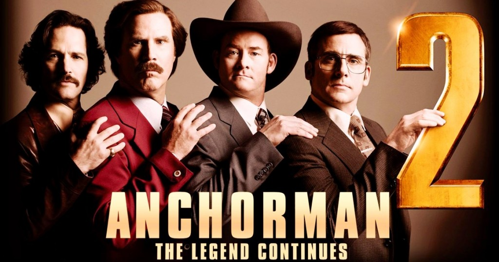 Anchorman 2_Promo Banner