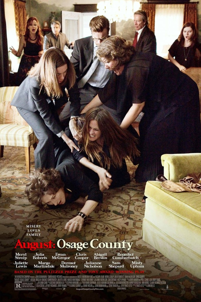 August Osage County Poster_Review_2013