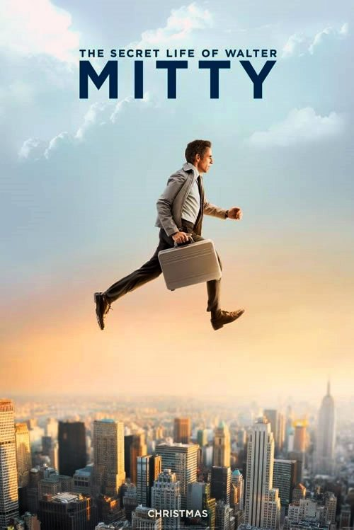 Secret Life of Walter Mitty_Poster_ Flick Minute Recommended