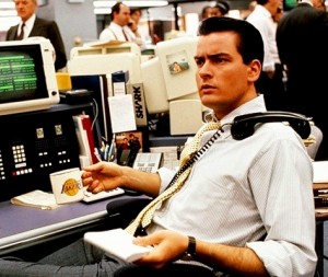 Wall Street_1987 Charlie-Sheen-Career-High