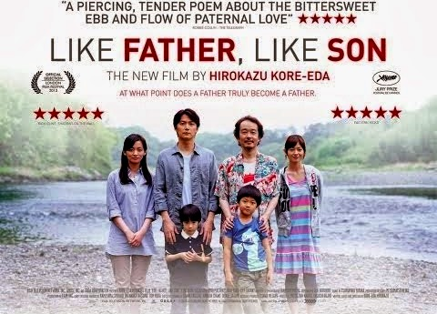 Like-Father, Like-Son_Poster-Japanese_2014 _Flick-Minute