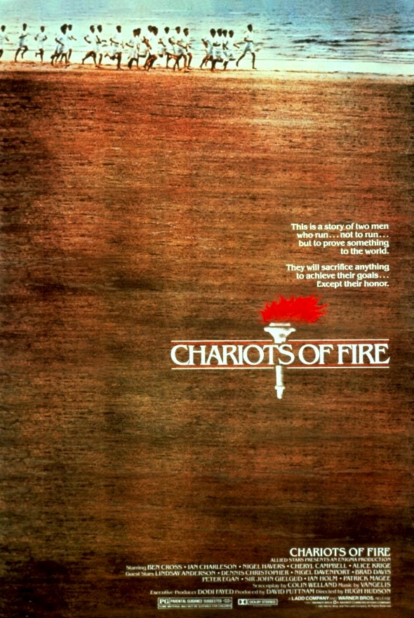 Chariots-of-Fire_ Review_Poster 1981 _Worst-Best-Pictures_oscars