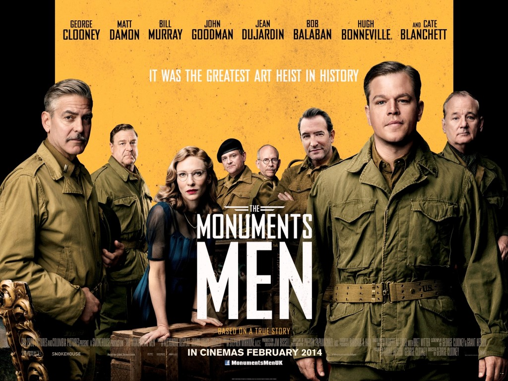 Monuments-Men_Squad-Post