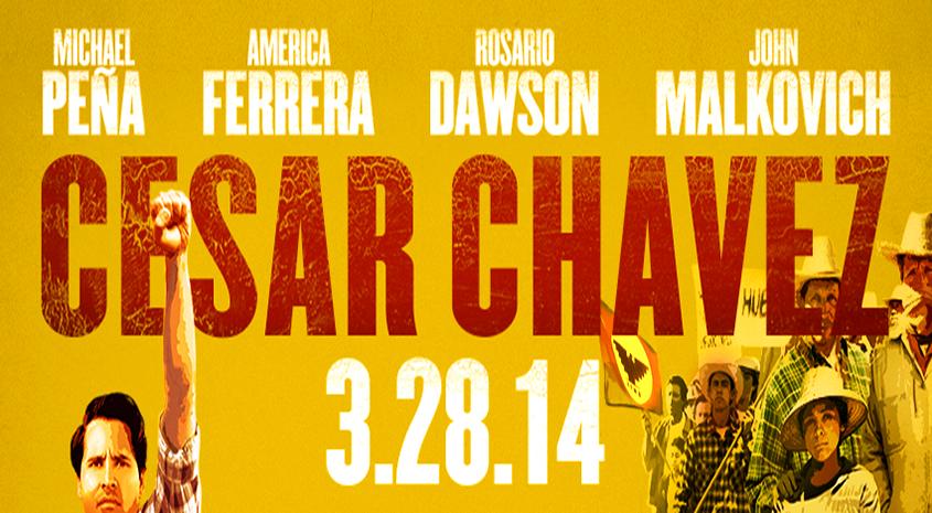 Cesar - Chavez_FlickMinute - Poster_2014