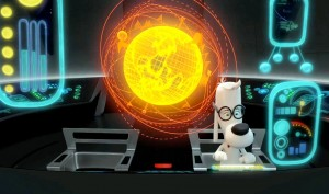 Mr.Peabody_Movie-WABAC _Flick-Minute-Animation