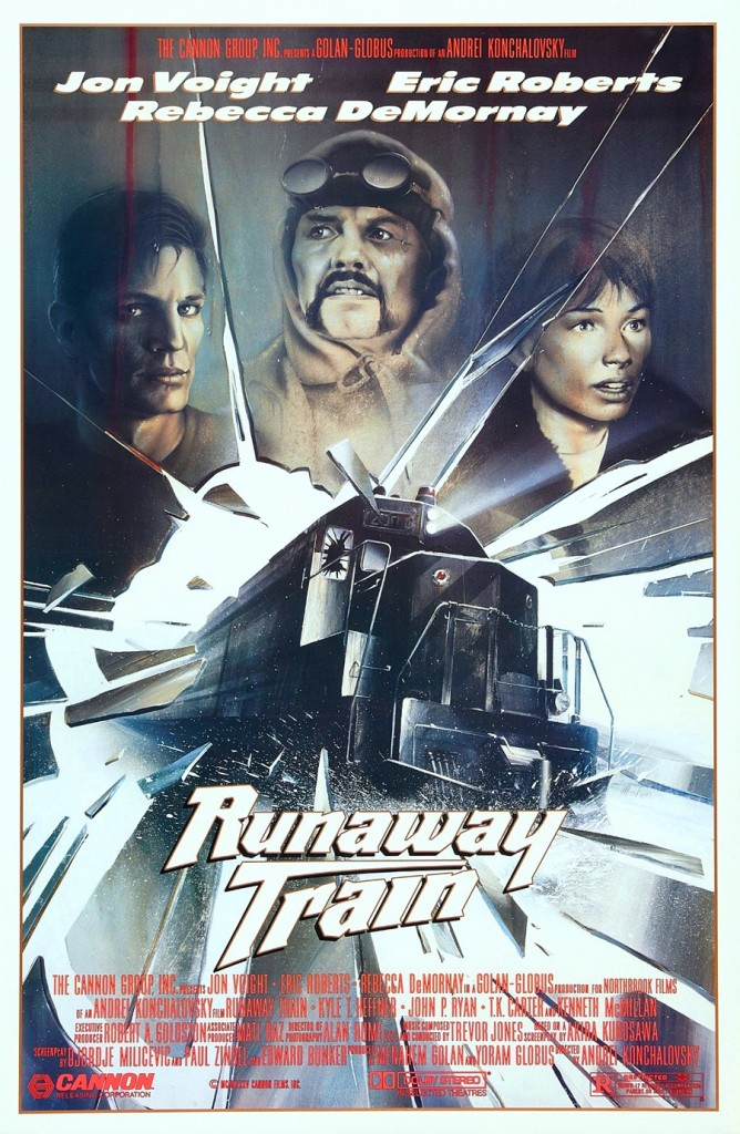 Runaway-Train_Action Forgotten-DVD_Flick-Minute