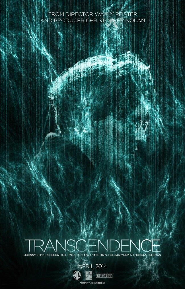 Transcendence_ Flick-Minute-movie-poster
