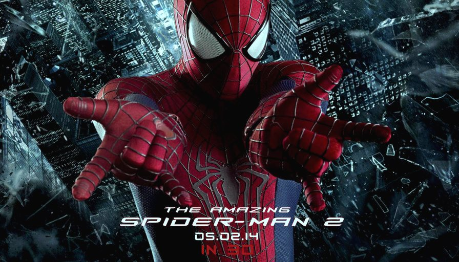 Amazing Spider-Man_2-Poster_Superhero