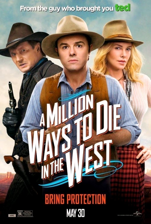 Million-Ways-to-Die-in-the-West_ FlickMinute Poster Show