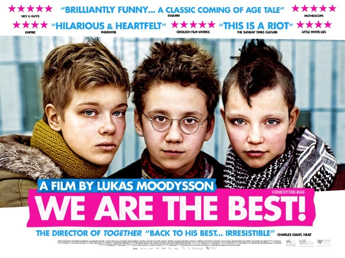 We Are the Best _Poster_ FlickMinute