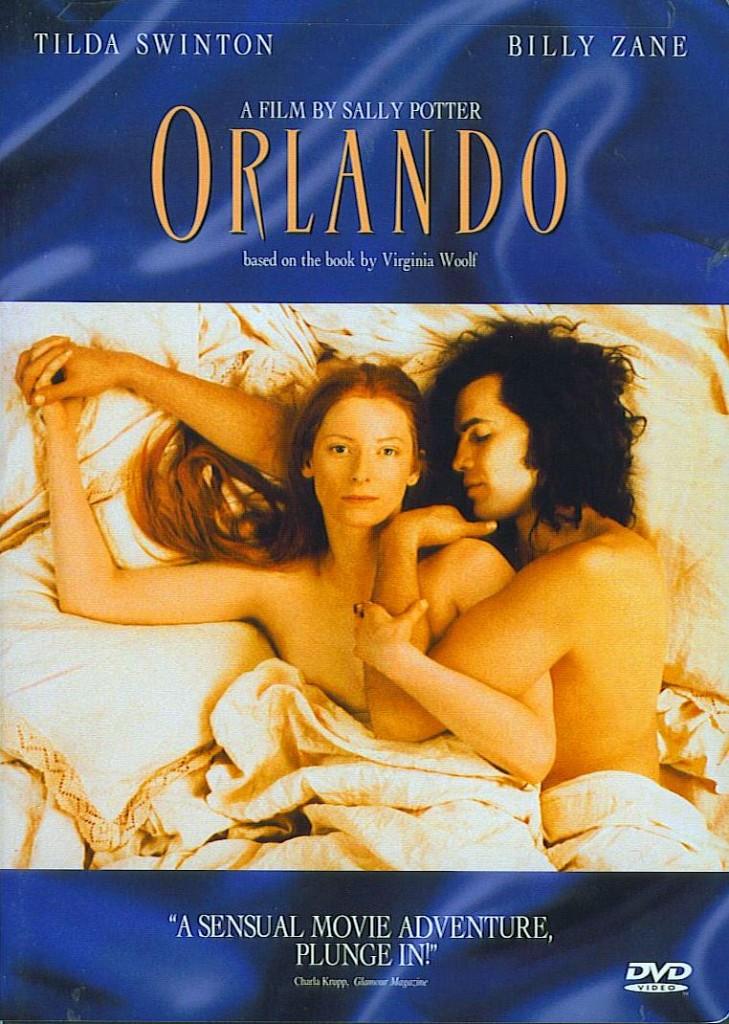 Orlando-Tilda-Swinton _DVD-Rare