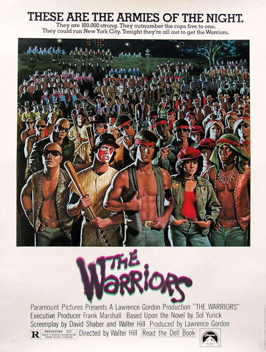 Warriors_1979-Film Review