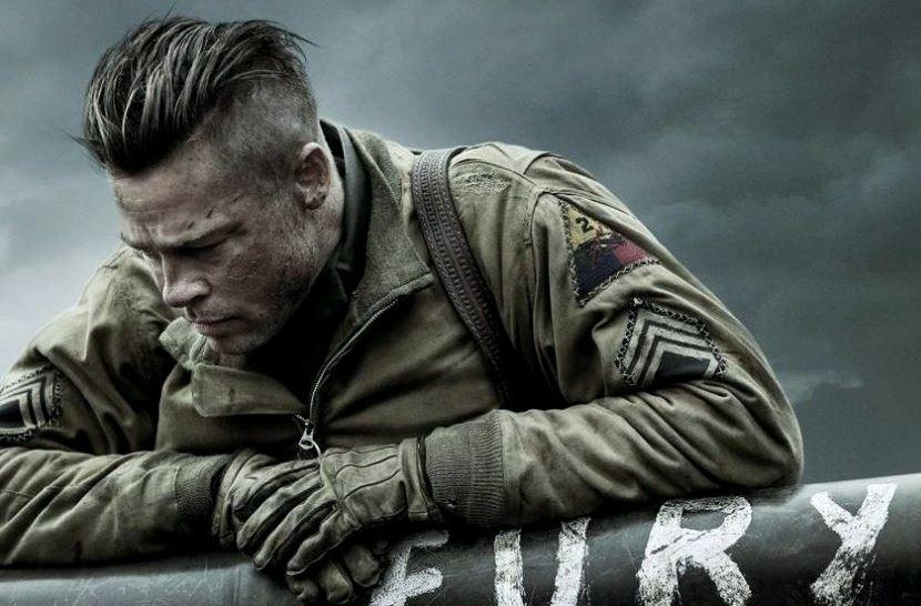 Fury_Brad-Pitt Image_War