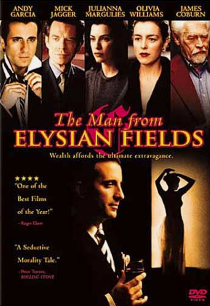 Man from Elysian Fields_Andy Garcia _Recommended-DVD-Review
