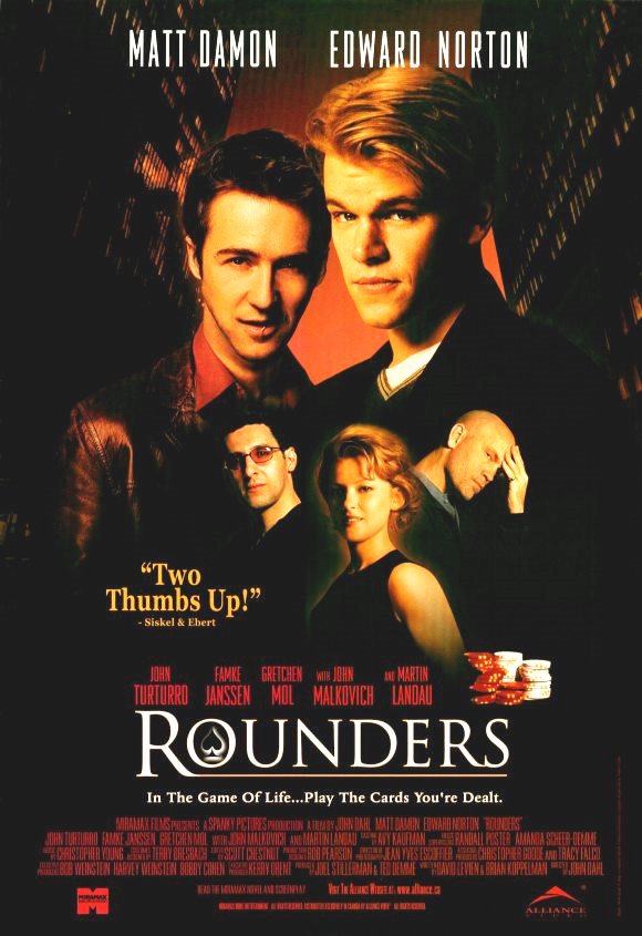 Rounders_1998_ Great-Movie